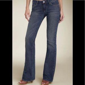 Vintage PAIGE Hollywood Hills Flare Denim Jeans